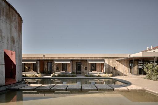 dexamenes°° Courtyard WineTank Suites (vineyard)