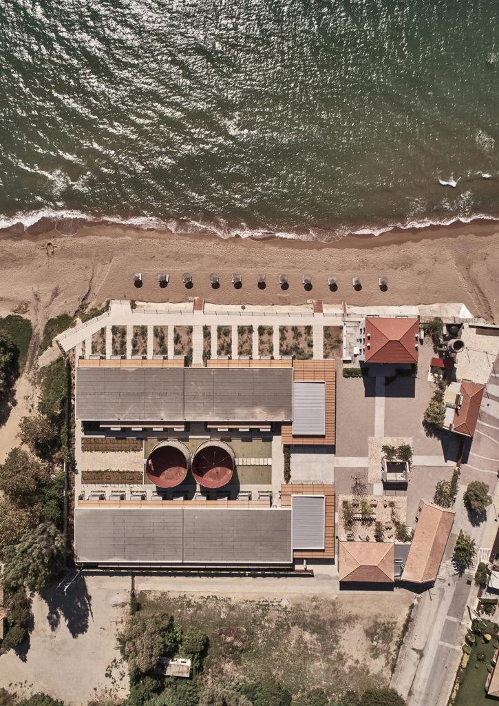 dexamenes°° drone view