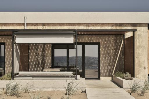 dexamenes beachfront Suite Facade